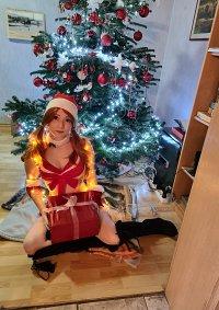 Cosplay-Cover: Nami (Santa)