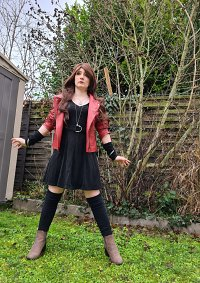 Cosplay-Cover: Scarlet Witch