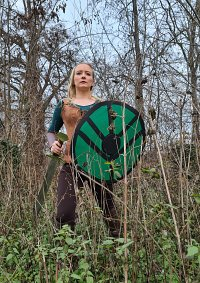 Cosplay-Cover: Lagertha