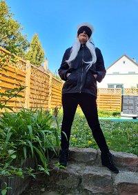 Cosplay-Cover: Satoru Gojo (female)