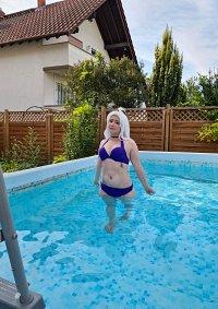 Cosplay-Cover: Mirajane (Bikini)