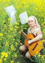 Cosplay-Cover: Megurine Luka