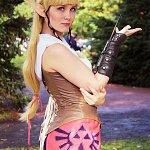 Cosplay: Zelda Assassin