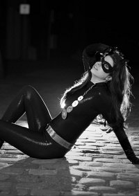 Cosplay-Cover: Catwoman (60s)