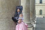 Cosplay-Cover: Ciel Phantomhive (Ballkleid)