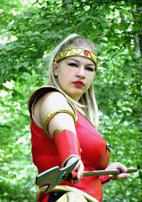 Cosplay-Cover: Amazone (Diablo II - Lord of Destruction)