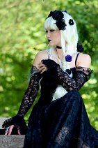 Cosplay-Cover: Black Snow