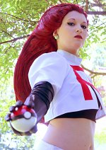 Cosplay-Cover: Jessie / Musashi
