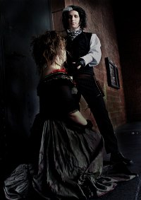 Cosplay-Cover: Sweeney Todd