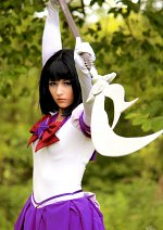 Cosplay-Cover: Eternal Sailor Saturn