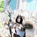 Cosplay: Sailor Saturn - Knight of Destruction