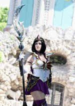 Cosplay-Cover: Sailor Saturn - Knight of Destruction