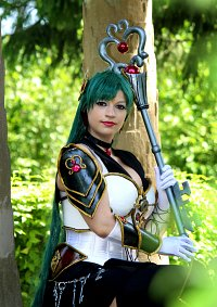 Cosplay-Cover: Sailor Pluto - Knight of Time and Space