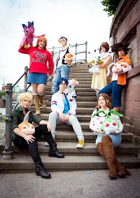 Cosplay-Cover: Sora Takenouchi *Casual Tri*