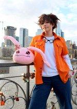 Cosplay-Cover: Taichi Yagami - Tri: Saikai ~Casual~