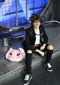 Cosplay-Cover: Yagami Taichi (Tri Charactersong Album Cover)