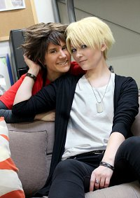 Cosplay-Cover: Yagami Taichi (Tri Parco Canbadge)
