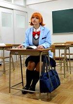 Cosplay-Cover: Sora Takenouchi - Tri ~School Uniform~