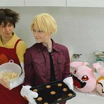 Cosplay: Ishida Yamato - Tri Kitchen