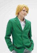 Cosplay-Cover: Ishida Yamato - Adventure 02 Schooluniform