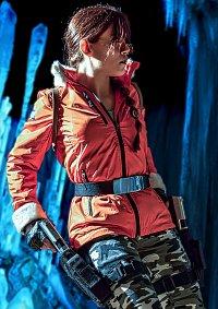 Cosplay-Cover: Lara Croft - Tomb Raider III - Antarctica