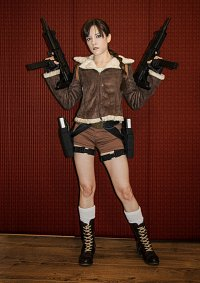 Cosplay-Cover: Lara Croft - Tomb Raider II - Tibet