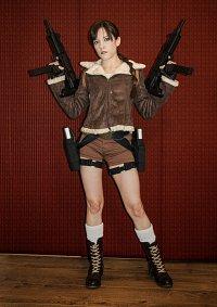 Cosplay-Cover: Lara Croft - Tomb Raider II - Tibet