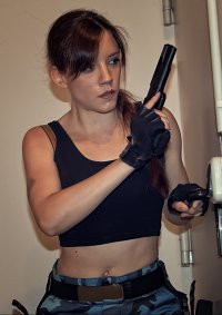 Cosplay-Cover: Lara Croft - Tomb Raider III - Nevada