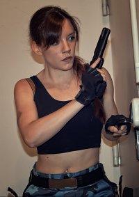 Cosplay-Cover: Lara Croft - Tomb Raider III - Nevada