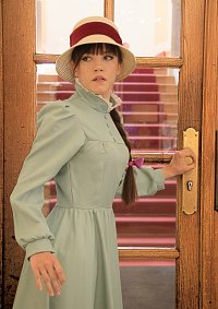 Cosplay-Cover: Sophie Hatter - Green Dress