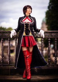 Cosplay-Cover: Meiko Sandplay - Singing of the Dragon