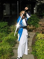 Cosplay-Cover: Shinsengumi
