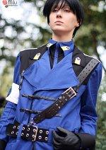 Cosplay-Cover: Fūma Monou [Blue Uniform]