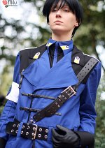 Cosplay-Cover: Fūma Monou [Blue Uniform]