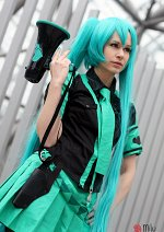 Cosplay-Cover: Miku - Love is War / Eager Love Revenge REMIX