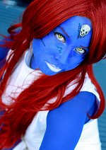Cosplay-Cover: Mystique