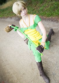 Cosplay-Cover: Kernel-pult (Plants VS Zombies)