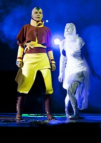 Cosplay-Cover: Avatar Aang