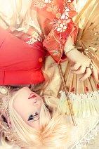 Cosplay-Cover: Ho-Oh [Gijinka]