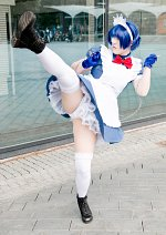 Cosplay-Cover: Shimei Ryomou [Battle Maid]