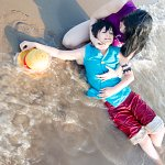 Cosplay: Monkey D. Luffy [Impel Down]