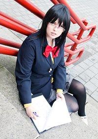 Cosplay-Cover: Shimizu Kiyoko