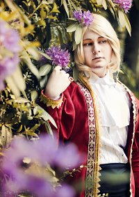 Cosplay-Cover: France // Francis Bonnefoy -colonial days -