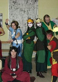 Cosplay-Cover: Iroh