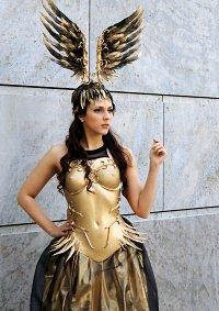 Cosplay-Cover: rising Phoenix/Valkyrie (Jolien Rosanne)