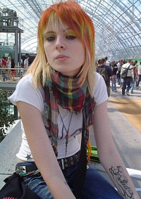 Cosplay-Cover: Hayley Nichole Williams (Paramore)