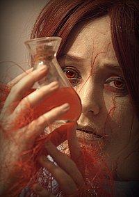 Cosplay-Cover: Dagna [Red Lyrium]