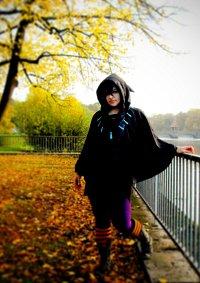 Cosplay-Cover: Haruka Nanase (Halloween ver.)