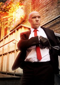 Cosplay-Cover: Agent 47