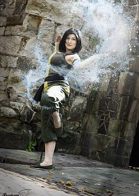 Cosplay-Cover: Korra (Staffel 4)